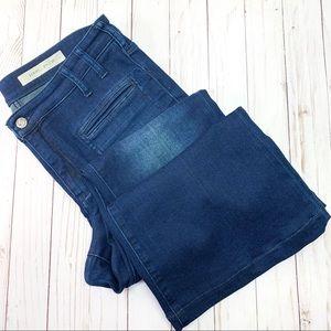 Pilcro and Letterpress Script Jeans Size 30